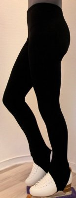 Microfleece tights